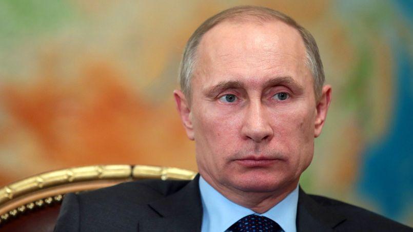 Poutine a adressé un vif message au monde lors de sa conférence de presse annuelle